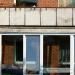 Balkonų stiklinimas plastikiniais langais iki žemės