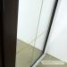Plastikinės lauko durys su auksiniais padalinimais