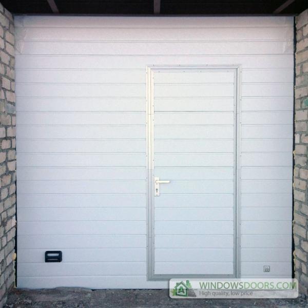 Garazo vartai ispardavimas