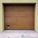 Sekcijiniai garažo vartais auksinis ąžuolas golden