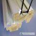 Ekonominis medinių langų profilis su 2 stiklų stiklo paketu