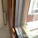 Pasyvus šiltas 90mm plastikinis langas su 3 stiklų 44mm stiklo paketu su plastikiniu rėmeliu