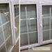Plastikinis langas dvi dalys viena varstoma vidiniai dekoratyviniai padalijimai