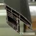 8 kamerų 90mm plastikinių langų profilis