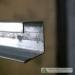 Plastikinių langų durų armuotė metalas g formos