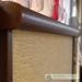 Roletai su laminuota auksinio ąžuolo kasete