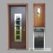 Šarvuotos išorinės įėjimo durys