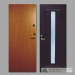 Šarvuotos lauko ir buto durys